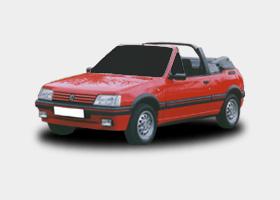 FIAT 205 Cabrio