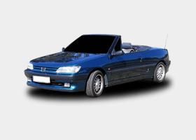 FIAT 306 Cabrio
