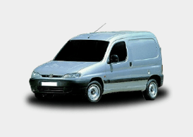 FIAT Partner Kasten