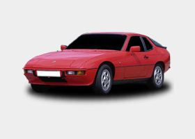 FIAT 924 Coupe