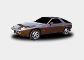 FIAT 928 Coupe