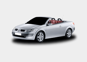 FIAT Megane Coupe-Cabrio