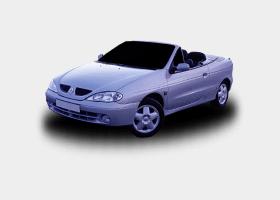 FIAT Megane Cabrio