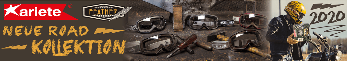 Ariete FEATHER Road Goggles 2020