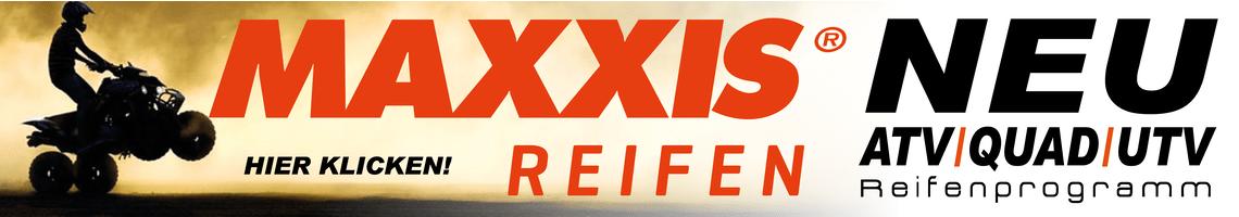 MAXXIS ATV/Quad/UTV Reifen