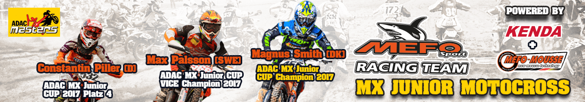 MX Junior Cross