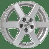 Aluett-Typ-03-70x16-LK5/105-ET38-silber-lackiert
