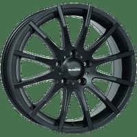 Europe-Rom-60x15-LK5/100-ET38-schwarz-matt-lackiert