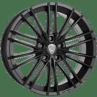 Aluett-Typ-16-60x15-LK5/114-ET45-schwarz-matt-lackiert