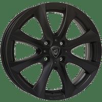 Aluett-Typ-40-55x14-LK4/100-ET36-schwarz-matt-lackiert