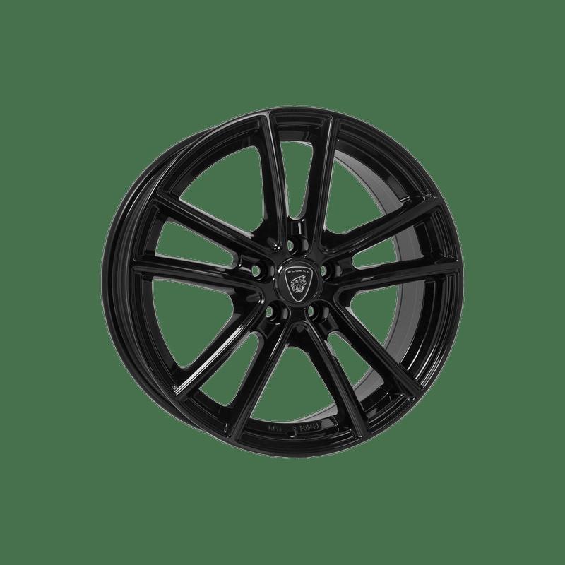 Aluett-Typ-56-70x16-LK5/120-ET38-schwarz-glänzend-lackiert