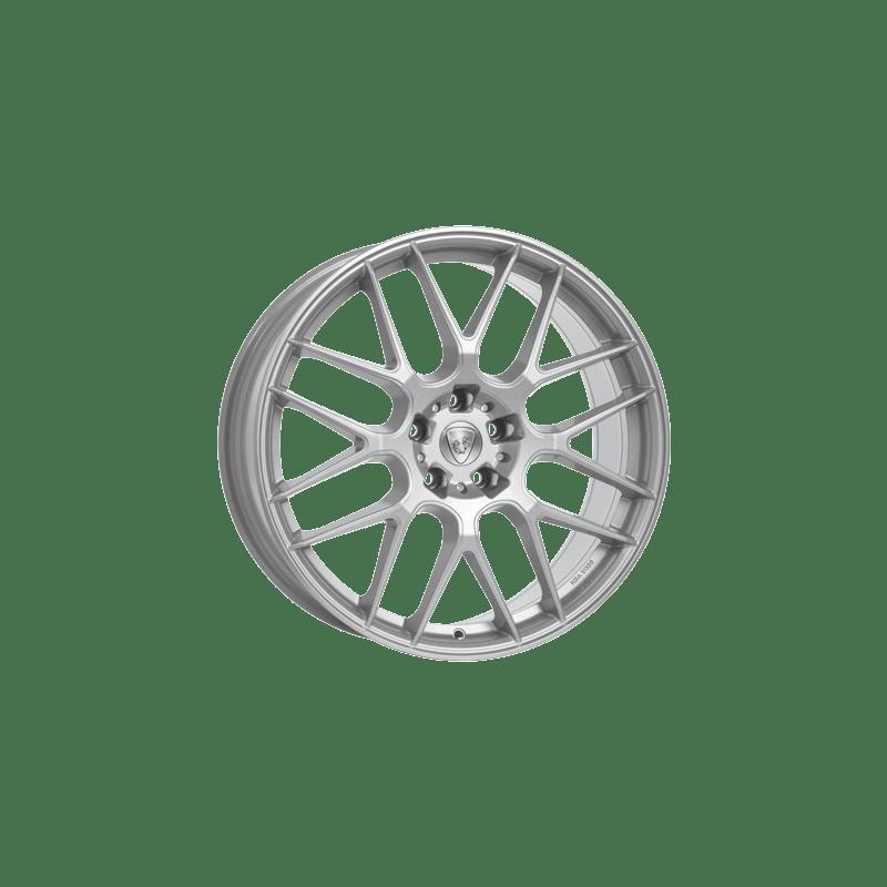Aluett-Typ-71-85x20-LK5/112-ET42-silber-lackiert