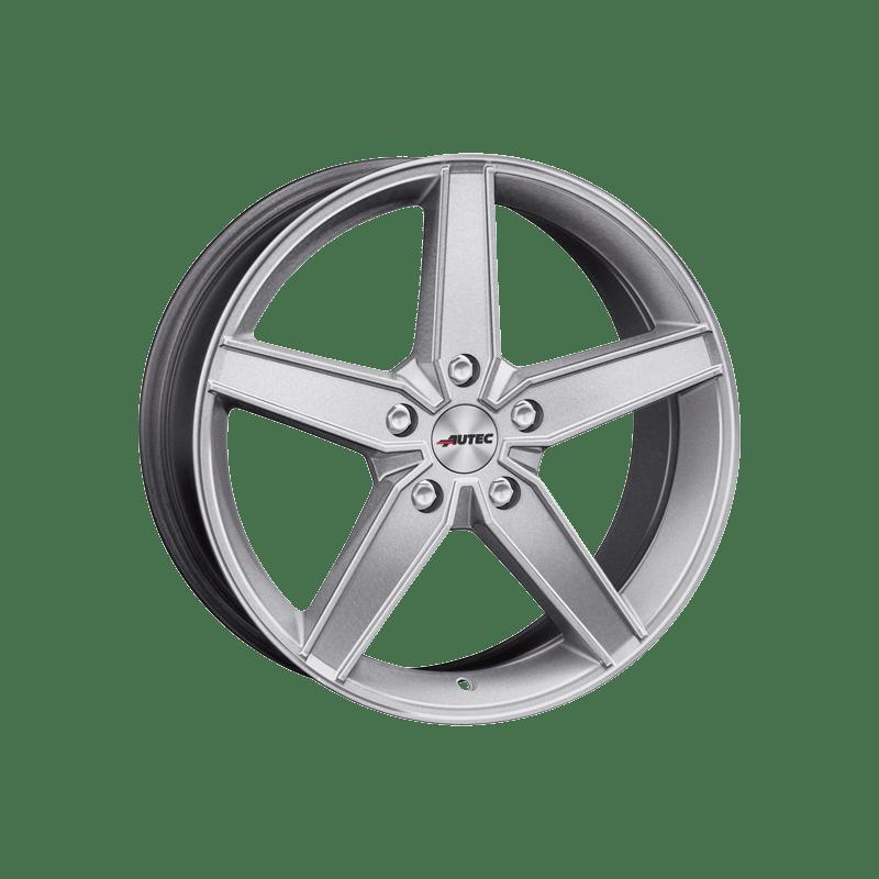 Autec-Typ-D-85x20-LK5/108-ET45-silber-lackiert