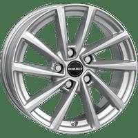 Borbet-Typ-V-70x18-LK5/112-ET54-silber-lackiert