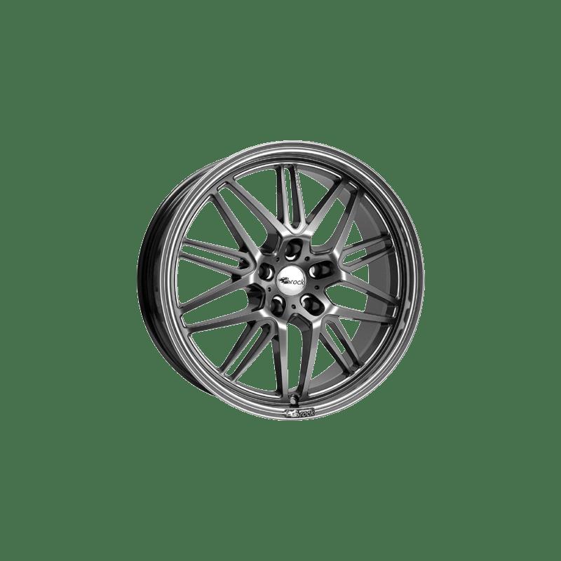 Brock-Typ-B28-85x19-LK5/108-ET45-chrom-silber