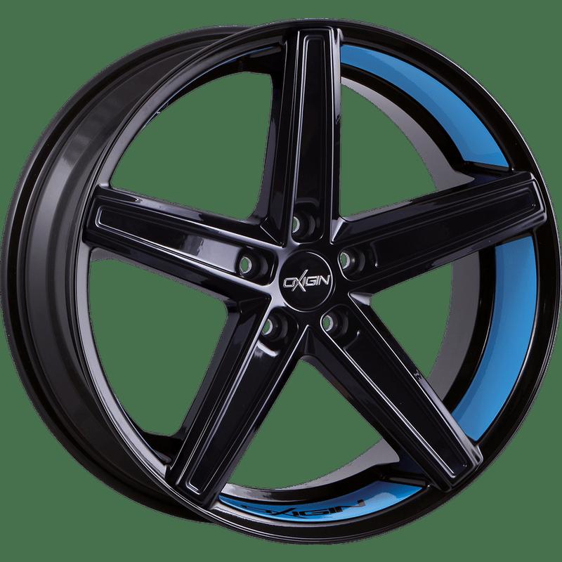 Oxigin-Typ-18-95x19-LK5/114-ET35-Folie-blau