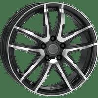 ProLine-Typ-PXV-55x14-LK4/108-ET36-schwarz-poliert