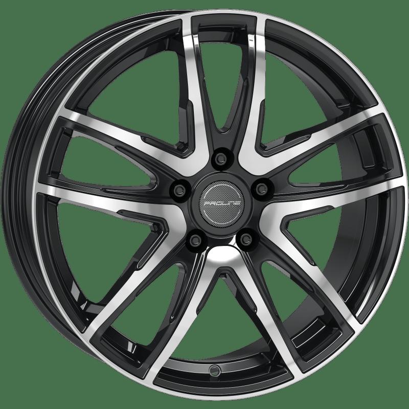 ProLine-Typ-PXV-60x15-LK4/108-ET46-schwarz-poliert